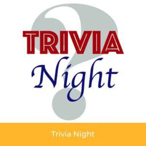 Trivia night Sydney