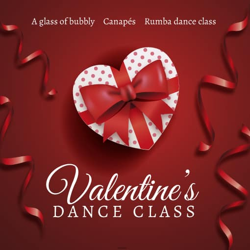 Valentines Day Dance Class Sydney