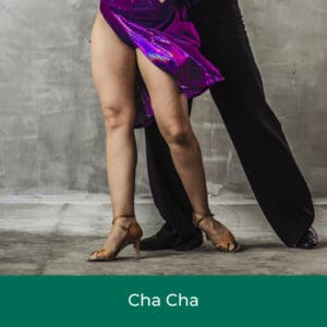 Online Beginners Cha Cha Dance Course