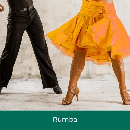 Online Beginners Rumba Dance Course