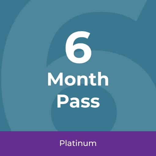 6 Month Fitness Pass