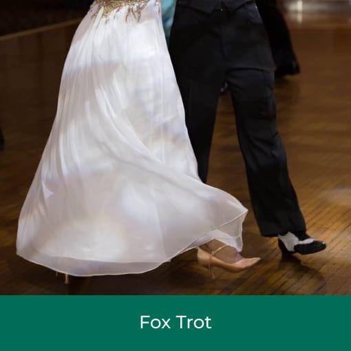 Beginners Online Fox Trot Course