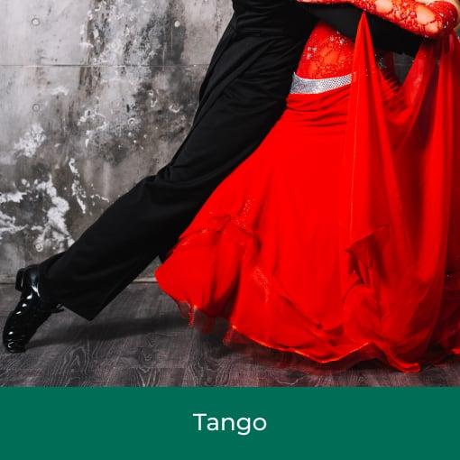 Beginners online tango course